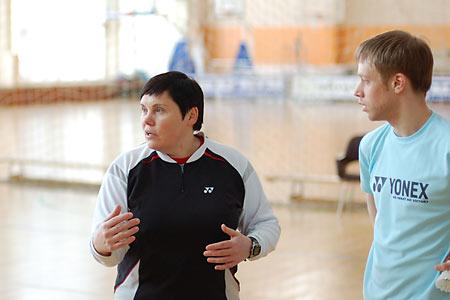 Клавдия Майорова и Виталий Дуркин