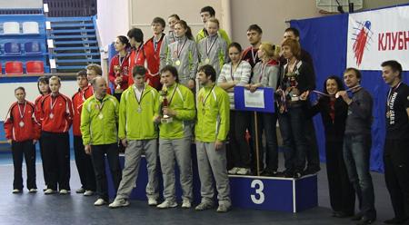 Победители и призеры дивизиона А