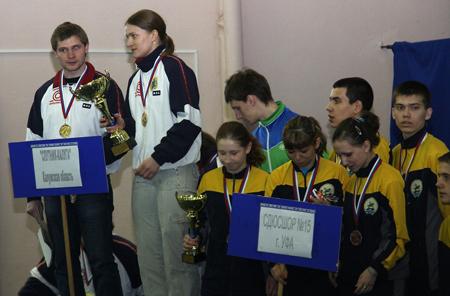 Победители и призеры дивизиона Б